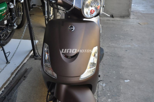 sym fiddle 150 scooter