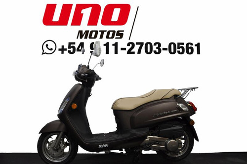 sym fiddle ii 150 scooter 0km scooter sin cambios