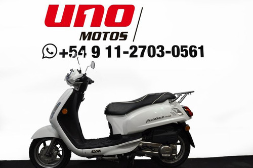 sym fiddle ii 150 scooter 0km scooter sin cambios s3