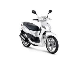 sym fiddle il 150, scooter taiwanes tipo vespa retro! blanco
