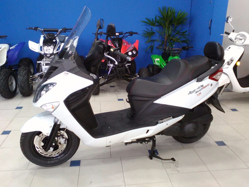 sym joi ride 200 stock!! inyeccion abs