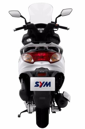 sym joyride 200i  0 km solo en brm  $ 50.000 y cuotas !