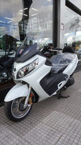sym maxsym 600 abs maxi scooter agrobikes (bmw c650 gt tmax)