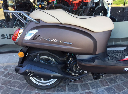 sym scooter fiddle 150