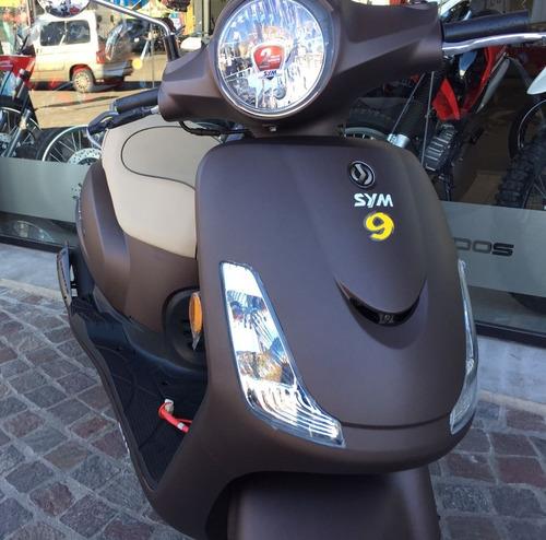 sym scooter fiddle 150 ii 2 150cc 2017 0km