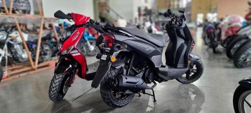 sym scooters croxx 125cc okm - envios a todo el pais