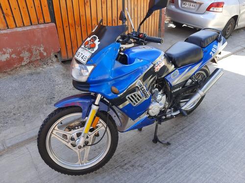 sym spitz 200cc
