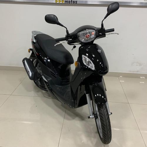 sym symphony 0 km 125 cc scooter automatica o km 999 motos