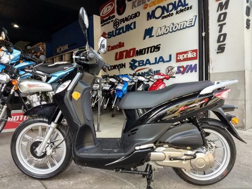sym symphony 125 0km scooter