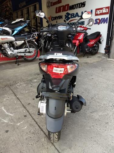 sym symphony 125 0km scooter unomotos 2020