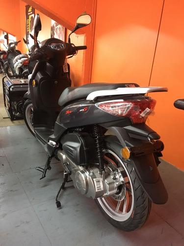 sym symphony 125 okm  tamburrino motos