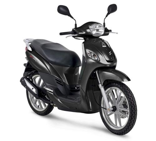 sym symphony 125 s 0km scooter 2018 0km