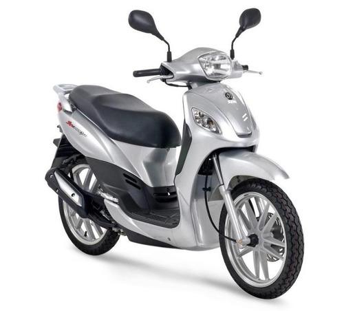 sym symphony 125 s 0km scooter