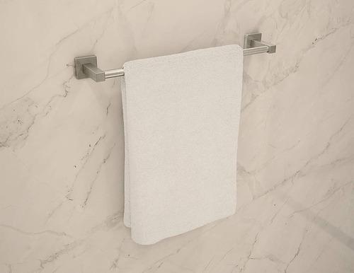 symmons duro 18 -inch toalla bar en níquel satén