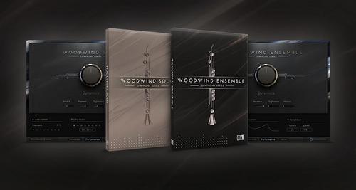 symphony series complete - para kontakt - pc| mac