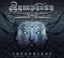 symphony x iconoclast cd x 2 nuevo