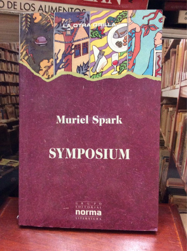 symposium - muriel spark
