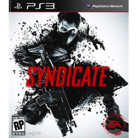 Syndicate Ps3 Juego Fisico Original Envios A Todo Chile