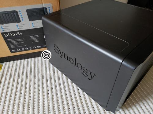 synology ds1515 plus (sua nuvem em casa ou um mini servidor)