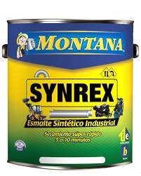 synrex esmalte sintético industrial secado rapido