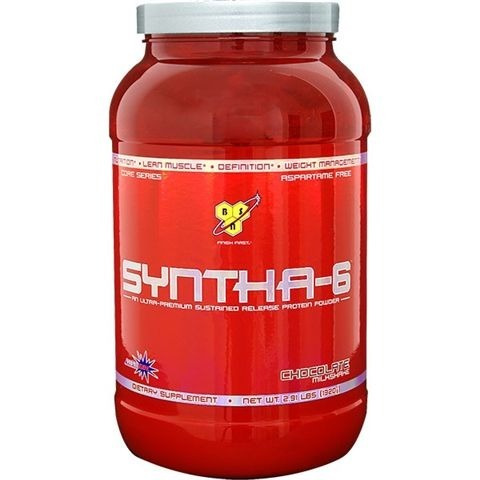 syntha 6   2.91 lbs. bsn
