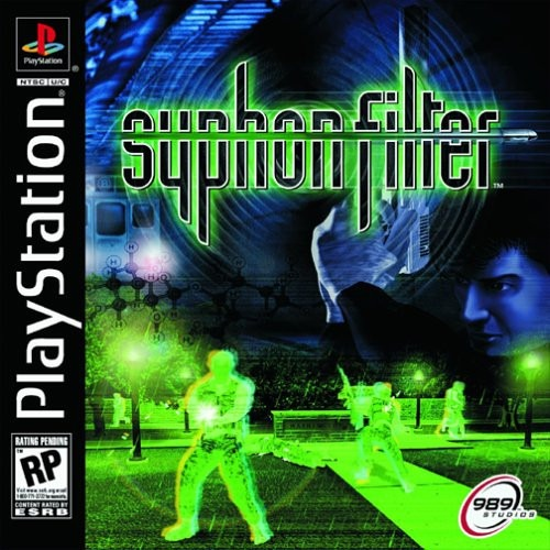 Syphon Filter - Playstation 1 - Psx 1999 - Psone - - R$ 15 ...