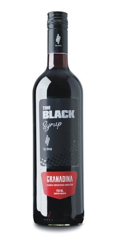 syrup the black granadina 750 ml