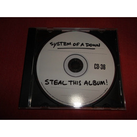 System Of A Down - Steal This Album Cd Usa Ed 2002 Mdisk