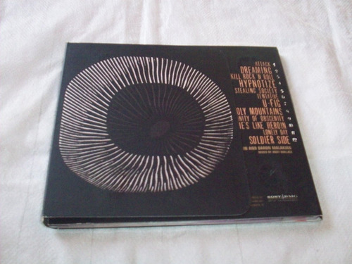 system of a down hypnotize cd