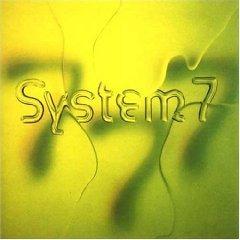 system seven  777 techno trance cd