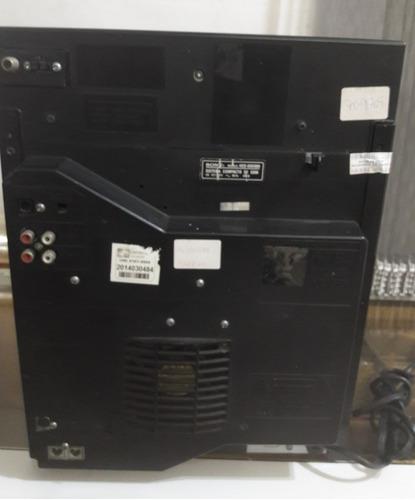 system sony hcdgnx900 570w 6300w seminovo - leia o anúncio