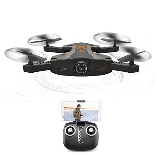 szjjx rc aviones no tripulados control remoto wifi quadcopte