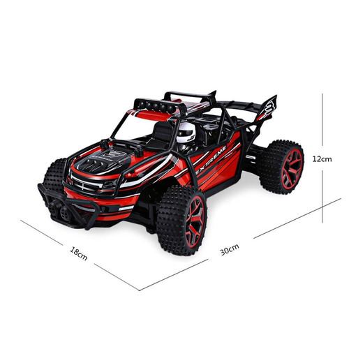 szjjx rc cars off-road rock vehículo oruga truck 2.4ghz 4