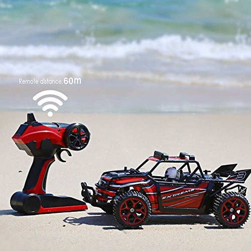 szjjx rc cars off-road rock vehículo oruga truck 2.4ghz 4wd