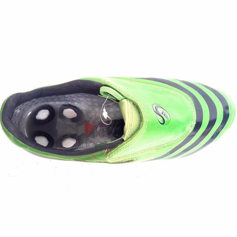 t 25cms adidas upper f50.9 tunit ultraligera verde y negro. Cargando zoom. e97ae486f467a