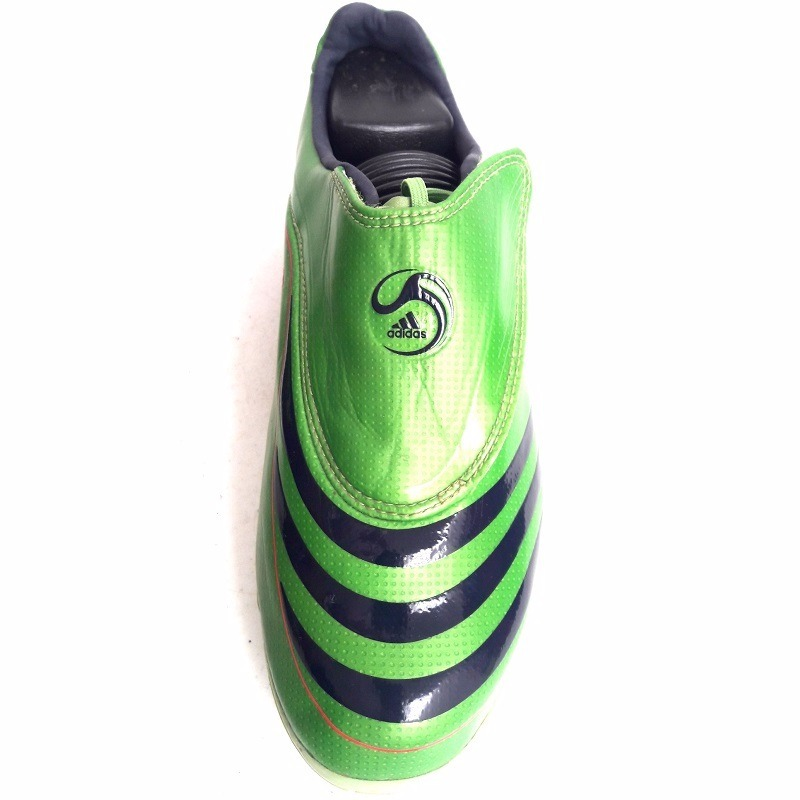 1102528dbe7bd t 25mx adidas tacos futbol soccer f50.9 tunit verde negro. Cargando zoom.