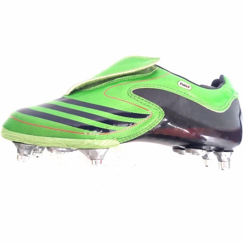 78906327e0d18 t 25mx adidas tacos futbol soccer f50.9 tunit verde plastico. Cargando zoom.