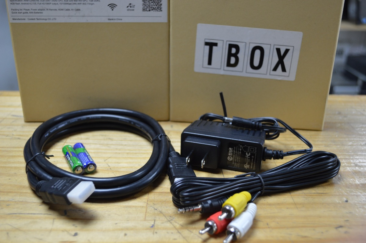 T Box Android Tv (android Smart Ott Player ) Sin Manual
