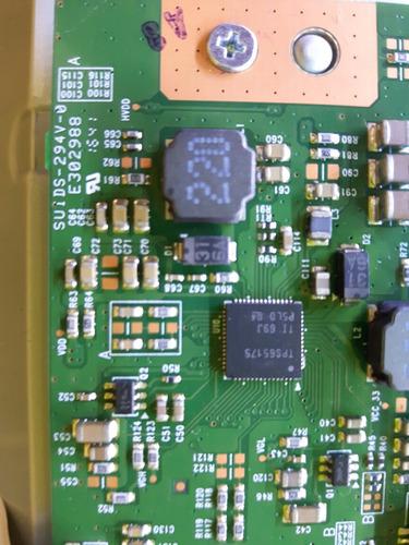 t-com lg 32lh515b. cód. 6870c-0442b nova mais cabo flat.