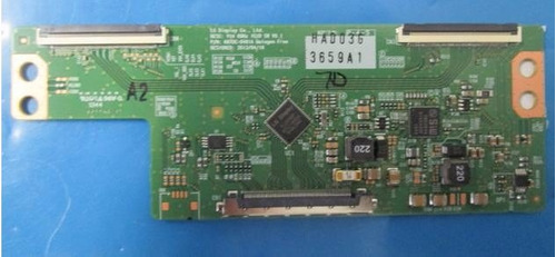 t-con lg 6870c-0481a modelo 47lb5600
