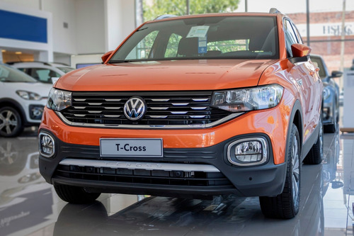 t-cross 1.6 msi highline tiptronic 2020. entrega inmediata!