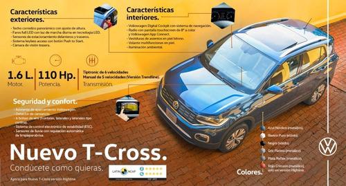t-cross comfortline tip 2020