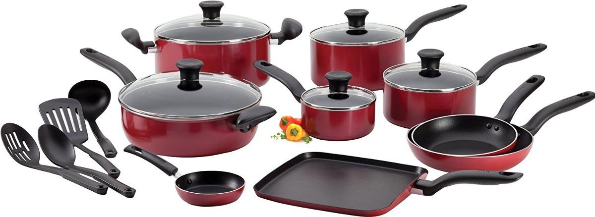 T fal a777si initiatives juego de utensilios de cocina con for Juego utensilios cocina