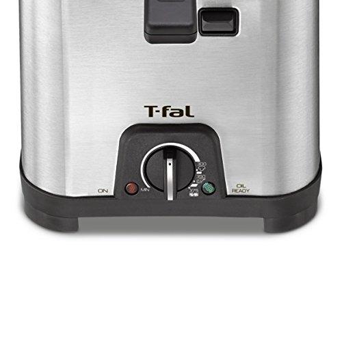 t-fal ff492d de acero inoxidable de 1,2 litros de capacidad