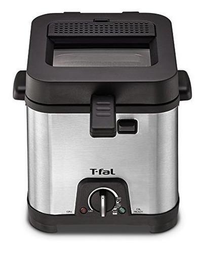 t-fal ff492d freidora electrica 1,2 litros 850 watts