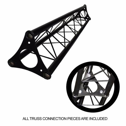 t-ls35c 15' wide crank triangular trussing mobile