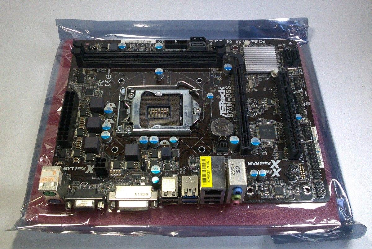 Asrock B75M XFast LAN Driver for Windows 7