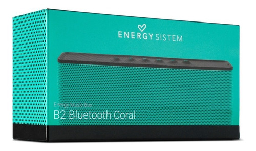 t music box energy sistem b2 menta con envío gratis
