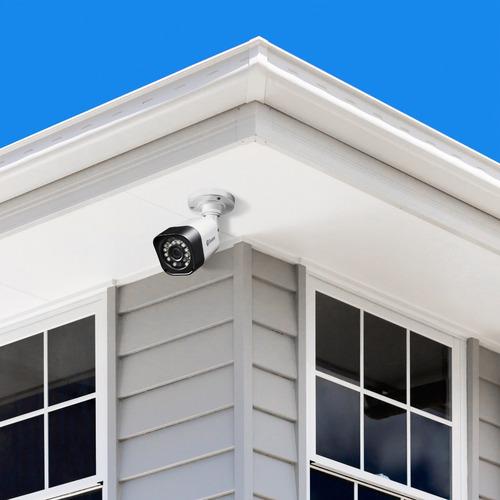 t promoción seguridad swann 8 canales 4 cámaras envío gratis