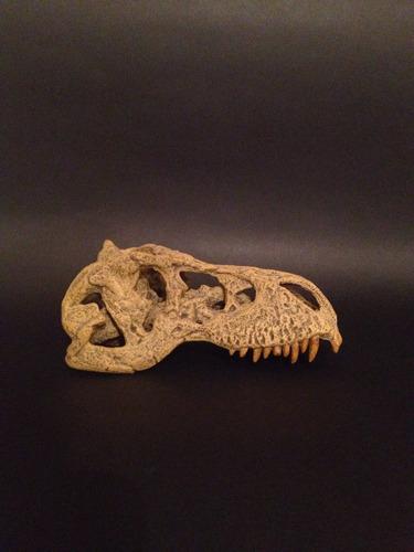 t. rex craneo (no jurassic park)